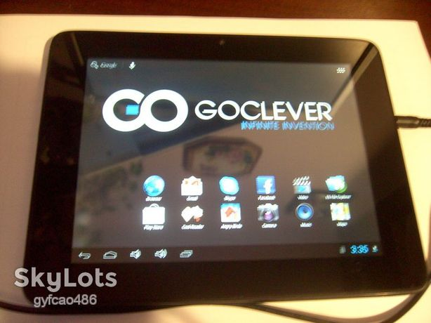 Планшет GoClever TAB R83.2