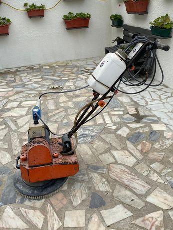 Máquina lavar chão