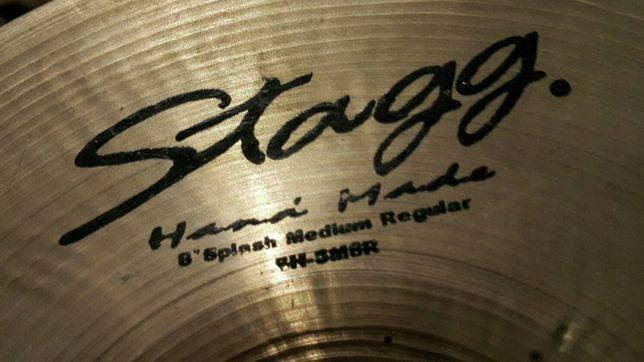"Talerz do perkusji Splash 8"" Stagg SH Medium Regular"
