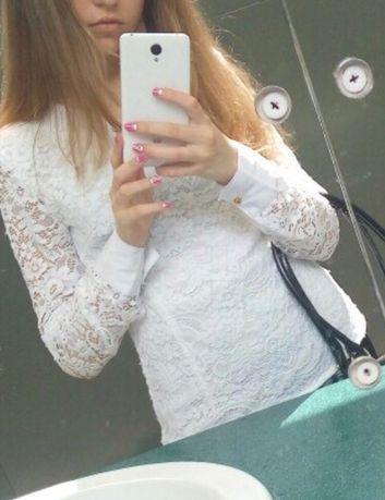 Блузка для девочки 8-11 класс очень красивая!!!