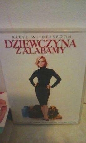 """film dvd """"Dziewczyna z Alabamy"""" NOWY"""