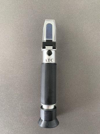 Refractômetro de Salinidade