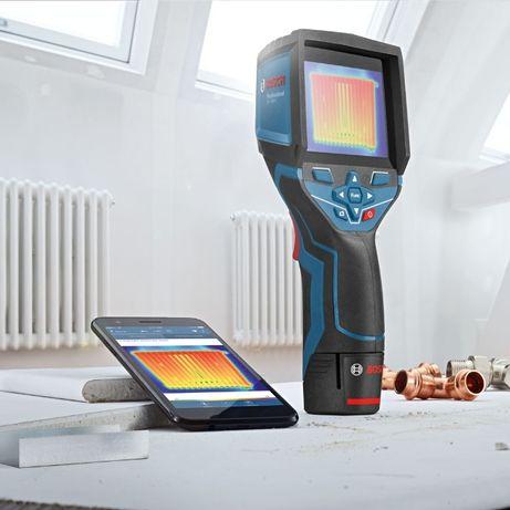 Kamera termowizyjna wynajem termowizji i usługi termowizją mieszkania