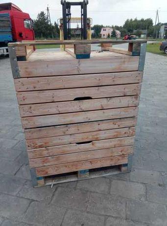 Skrzyniopalety drewniane Chynów