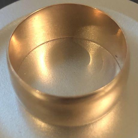 Obrączka złota męska | 14K pr 585 | rozm 21 mm | waga > 7 g