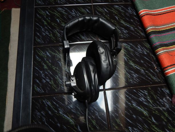 słuchawki zabytek