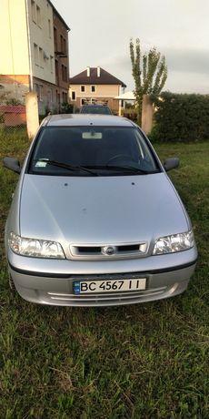 Fiat Palio flexi fuel 1.0l