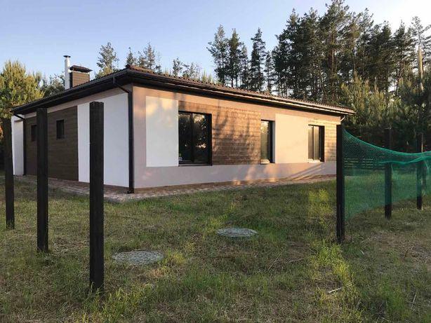 Новый дом в сосновом лесу. м Житомирская 20мин
