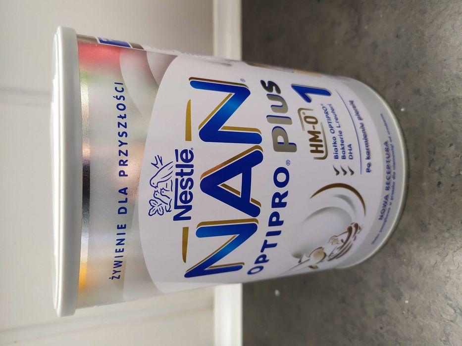 Mleko modyfikowane NESTLE NAN OPTIPRO Plus 1 800g Świętochłowice - image 1