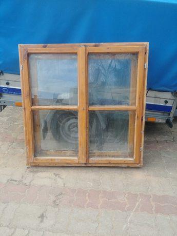 Okna drewniane sprzedam