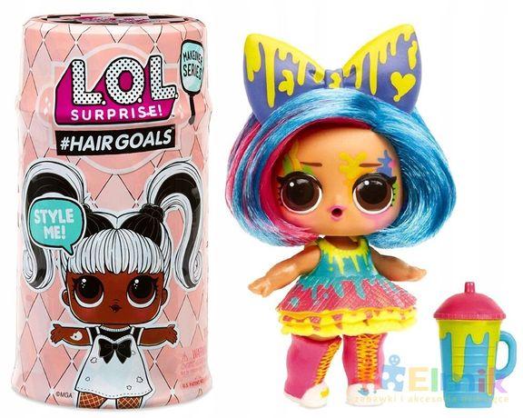 lol hairgoals lalka z włosami mga 556220 suprise