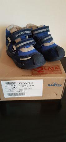 Buty dziecięce Bartek rozmiar 20.
