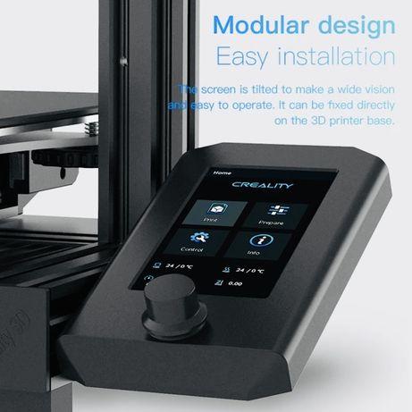 Ecrã tatil para Impressora 3D Ender Novo