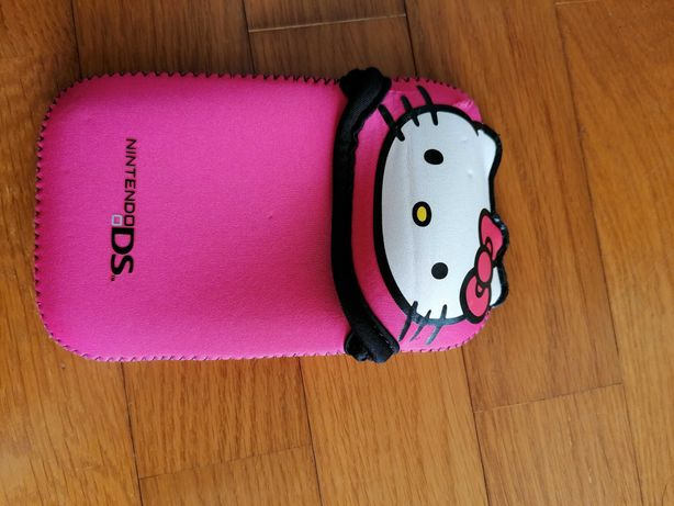 Capa da Hello kitty para Nintendo Ds