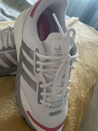 Tenis zx originais branco roda e cinza