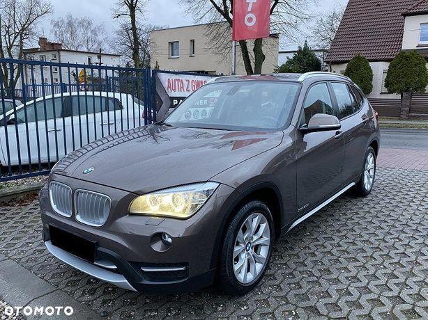 BMW X1 2,0d xDrive 184ps X Line Panoramadach SportPakiet JAK NOWA BEZWYPADEK!