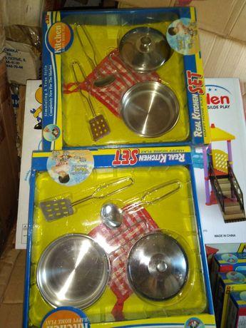 Посуда железная,  миска для собак кошек, посудка