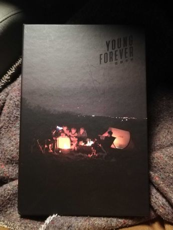 KPOP BTS Young Forever Night ver. Album