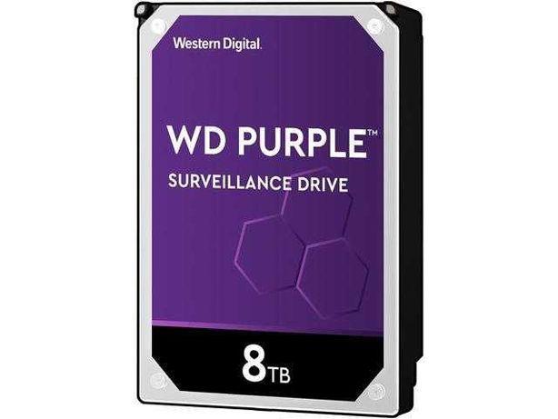 Жесткий Диск WD Purple 8 TB (WD82PURZ)