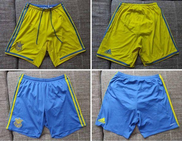 S футбольные шорты adidas Украина
