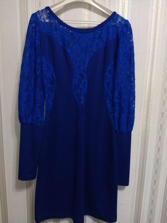 Плаття синій