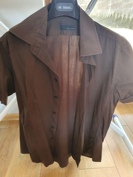 Koszulka na krótki rękaw ZARA- roz. XL