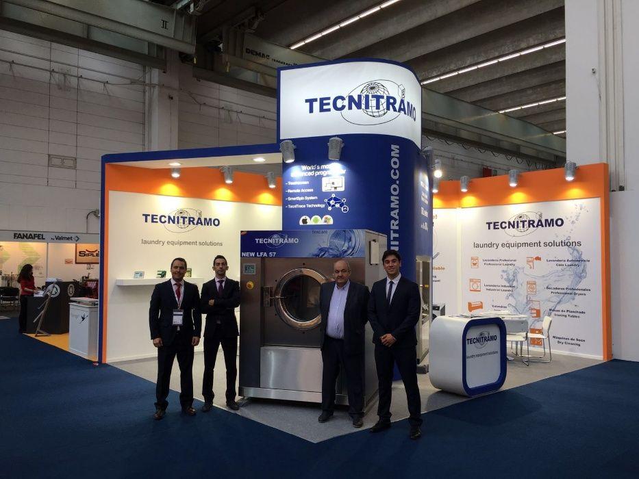 Self-service equipamentos para lavandaria Tecnitramo Portugal