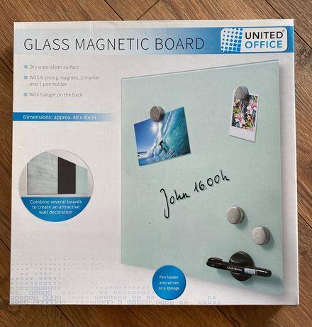 Szklana tablica magnetyczna