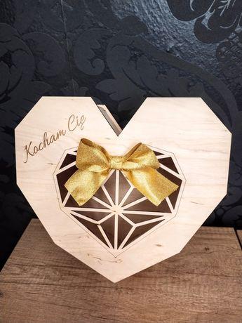 Pudełko prezentowe Walentynki/Rocznica