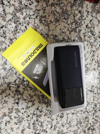 Bateria nova, Power bank 20 000 mah