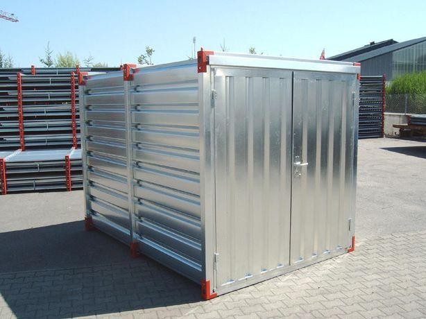 Contentor de armazenamento. Demountable storage container