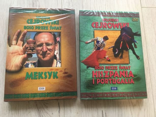Wojciech Cejrowski DVD
