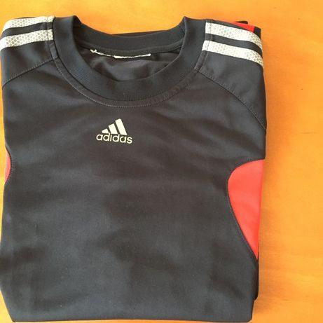 Koszulka  tiszert chłopięca 128/134  adidas
