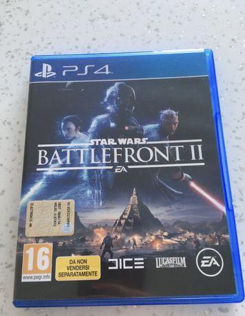 Ігра до PS4 Star Wars Battlefront 2