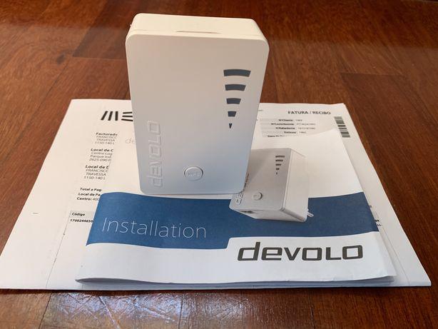 Devolvo wifi repeater 5ghz 1200mbps