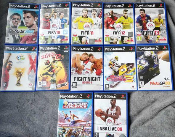Gry na PlayStation 2