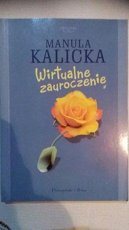 ,, Wirtualne zauroczenie,, Manula Kalicka