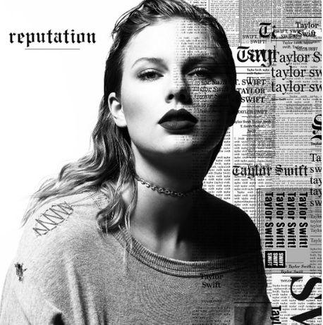 Taylor Swift - Reputation NOWY ALBUM Płyta CD Eska Instagram Pop Music