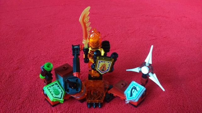 LEGO Nexo Knights 70339 Flama