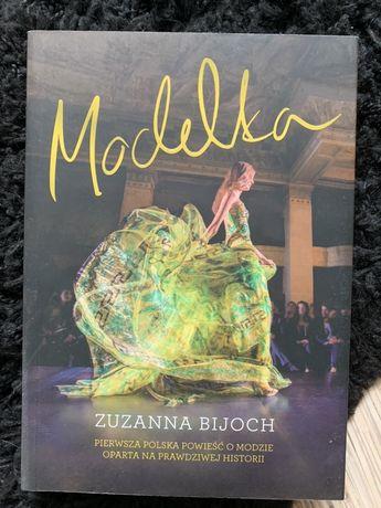 Modelka Zuzanna Bijoch