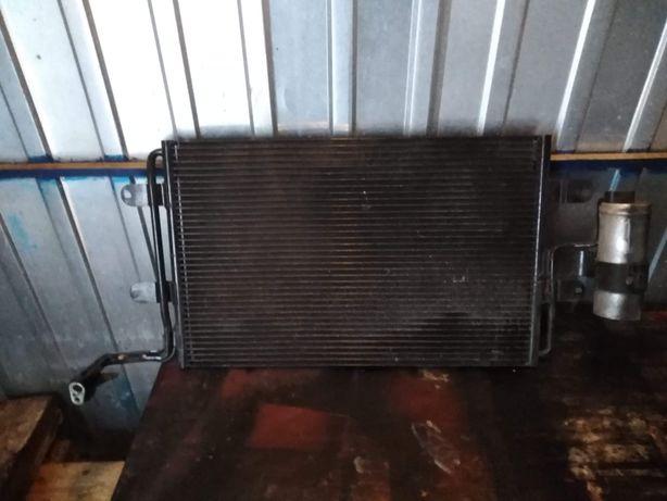skraplacz, chlodnica klimatyzacji seat leon I