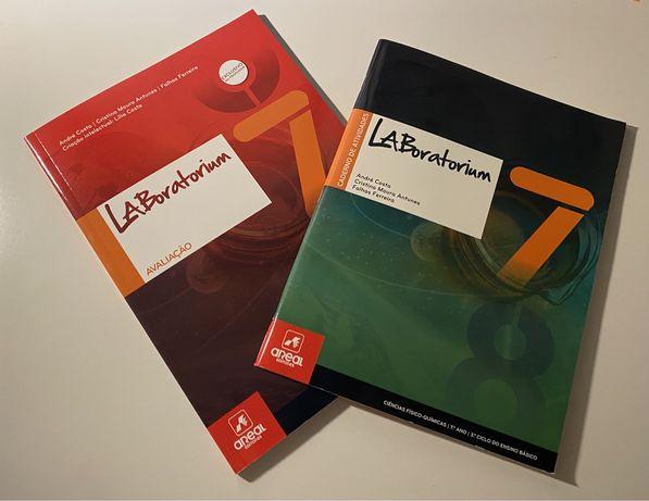 """Caderno de atividades - """"Laboratorium 7"""""""