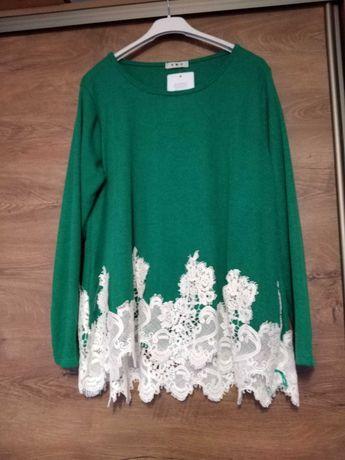 Sweterek damski uniwersalny kolory różne