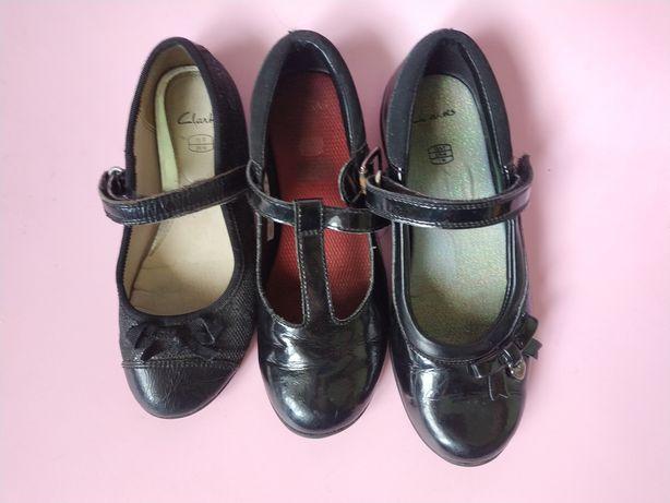 Туфли Clarks  18см, 19см и 20см