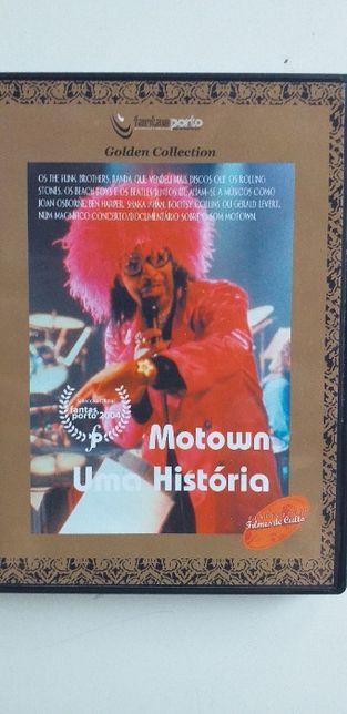 Motown Uma História DVD