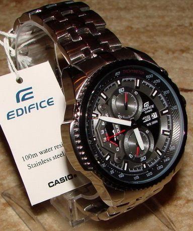 Duży Casio Edifice EF-558D-1AVEF!