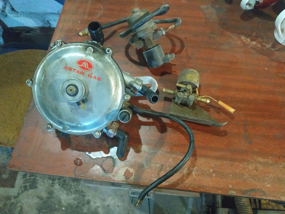 Продам газовый редуктор и бенз, газ клапана Змиев - изображение 1