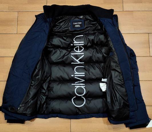 Calvin Klein S куртка пуховик (как Tommy Hilfiger, Guess, Kors, Polo)