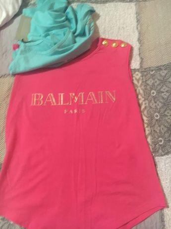 Koszulki bluzki Balmain
