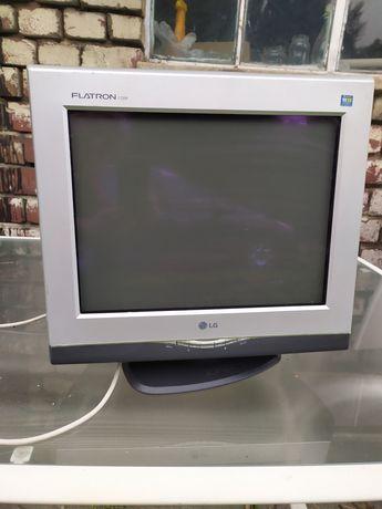 Stary monitor do komputera